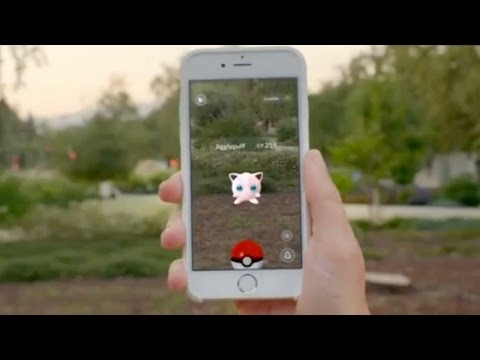 What's the deal with Pokémon Go?
