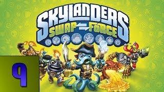 Skylanders Swap Force Gameplay: Rampant Ruins Part 9