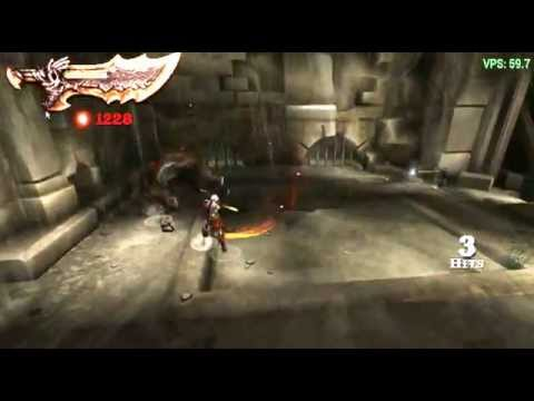 God Of War Ghost Of Sparta no emulador PPSSPP