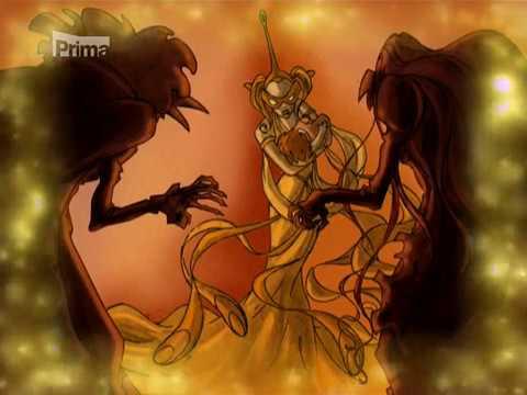 Winx Club 1x18 - Původ dračího ohně