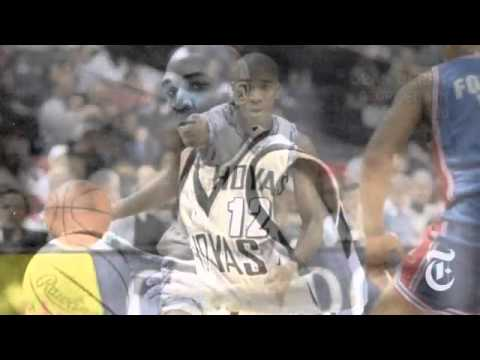 Basketball: The history of Crossover