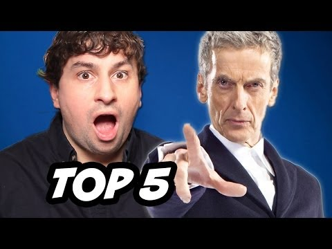 Doctor Who Peter Capaldi Costume - Top 5 Reactions