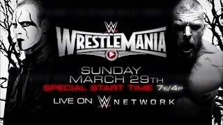 WrestleMania 31: Sting vs. Triple H Preview