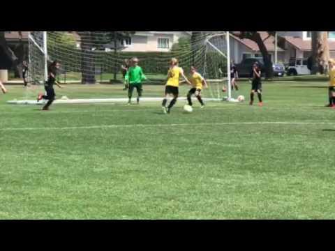 Jordans goal #1 6/24/17