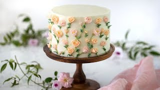 How to Make a Painted Cake