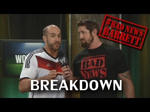Bad News Barrett's World Cup Breakdown - Episode 2