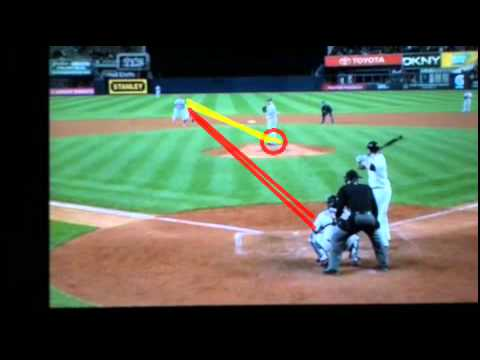 NY Yankees Brett Gardner - How To Steal A Base (Third Base)