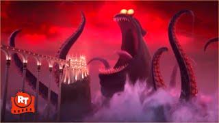Hotel Transylvania 3 (2018) - Dracula vs. the Kraken Scene (9/10)   Movieclips