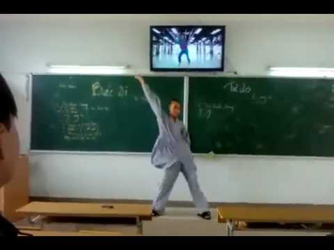 Sư Chùa Nhảy Roly Poly.mp4