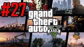 Grand Theft Auto V (GTA 5) - PS3 - Playthrough #27 [Detonado PT-BR]