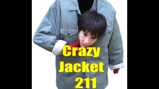 Crazy Jacket 211 Using The Crazy Jacket Making It The