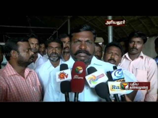 DMK win in Lok Sabha Election: Thirumavalavan