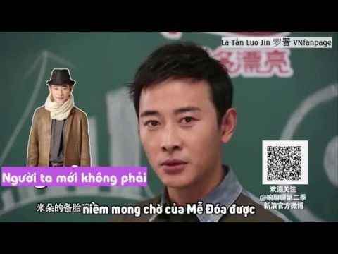 【Vietsub】 Phỏng vấn La Tấn về Người Tình Kim Cương chương trình