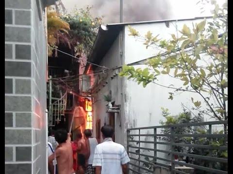 PLO - Lời kể nhân chứng trong vụ cháy ở quận Bình Thạnh