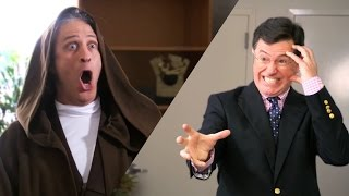 World's Biggest Star Wars Fan: Jon Stewart vs Stephen Colbert