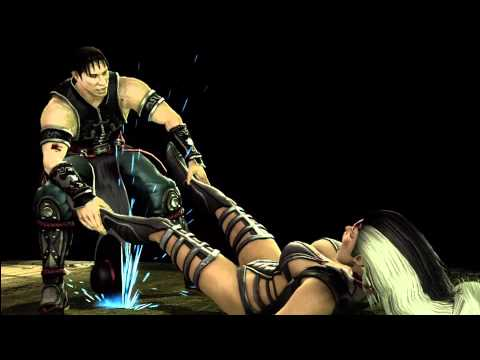 MK9 Kung Lao Fatality 2