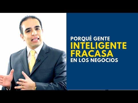 Porqué gente inteligente FRACASA en los negocios | Curso de ventas con Carlos Flores