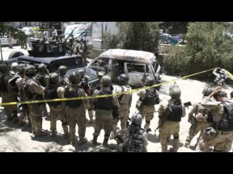 Taliban Attack at Resort Hotel Near Kabul Kills 20