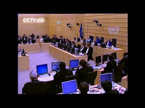 ICC Sentences Ex-Congolese Warlord