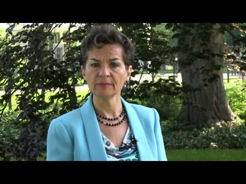 GLOBE 2nd World Summit of Legislators - Video address by Christiana Figueres