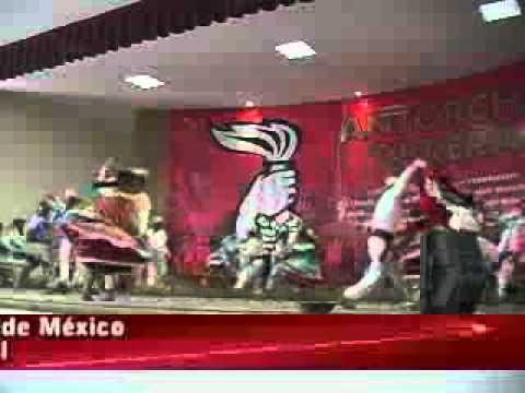 Revista de arte: Bailes mazahuas del Estado de México