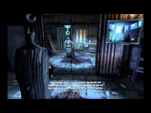 Batman Arkham City Playthrough Episode 24-Hugos Trap!