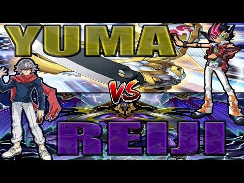 YUMA TSUKUMO VS REIJI AKABA   YUGIOH DIMENSIONAL CHAMPIONSHIP 2   YGOPRO   TH3B4TMaN