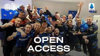 """INTER 2-0 JUVENTUS   OPEN ACCESS   The """"Derby d'Italia"""" goes to... US!!! 🇮🇹⚫🔵🎆????"""