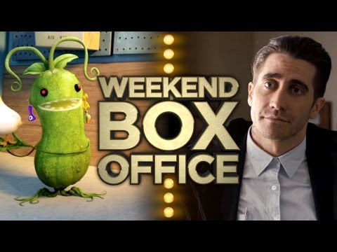 Weekend Box Office - Sept. 27-29 2013 - Studio Earnings Report HD