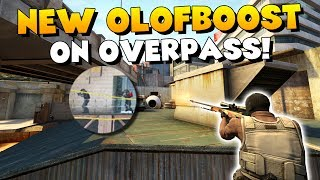 CSGO New Olofboost On Overpass