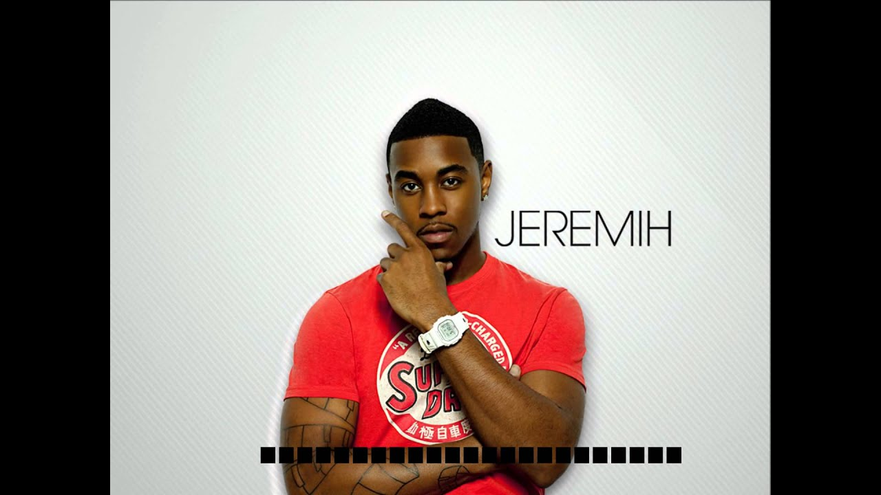 Jeremih - All The Time (Feat Lil Wayne & Natasha Mosley ...