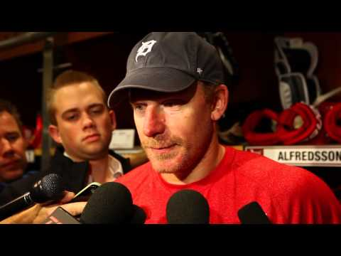 Pre-Game Comments - Daniel Alfredsson - Oct. 23 - Ottawa Senators