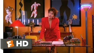 Soapdish (1/10) Movie CLIP When Can You Start? (1991) HD