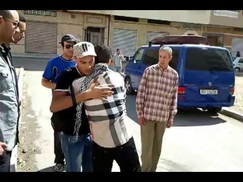 المعتقل الفبرايري الطالعي يغادر السجن