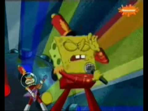 Spongebob We Will Rock You,