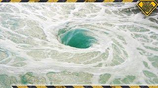 Spiraling Whirlpool Of Mystery