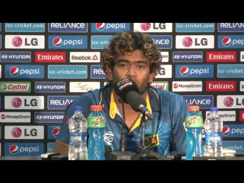 Final  Sri Lanka's Lasith Malinga PC