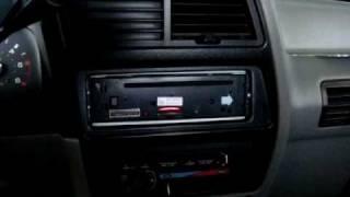 Como Instalar Un Stereo Y Amplificador
