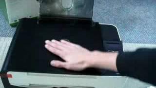 Dell V305w Printer Unboxing