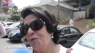 بالفيديو..المحامية أسماء الوديع..الحالة الصحية للمعتقل الأبلق جيدة و لا تدعو للقلق |