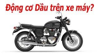 Những lí do xe máy không sử dụng động cơ dầu Diesel | Lucky Luan