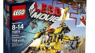 The LEGO Movie Sets Summer 2014