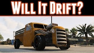 Grand Theft Auto 5 : Will It Drift? Ratloader