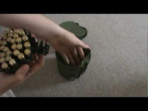 How To Load an MG34/42 Drum Magazine
