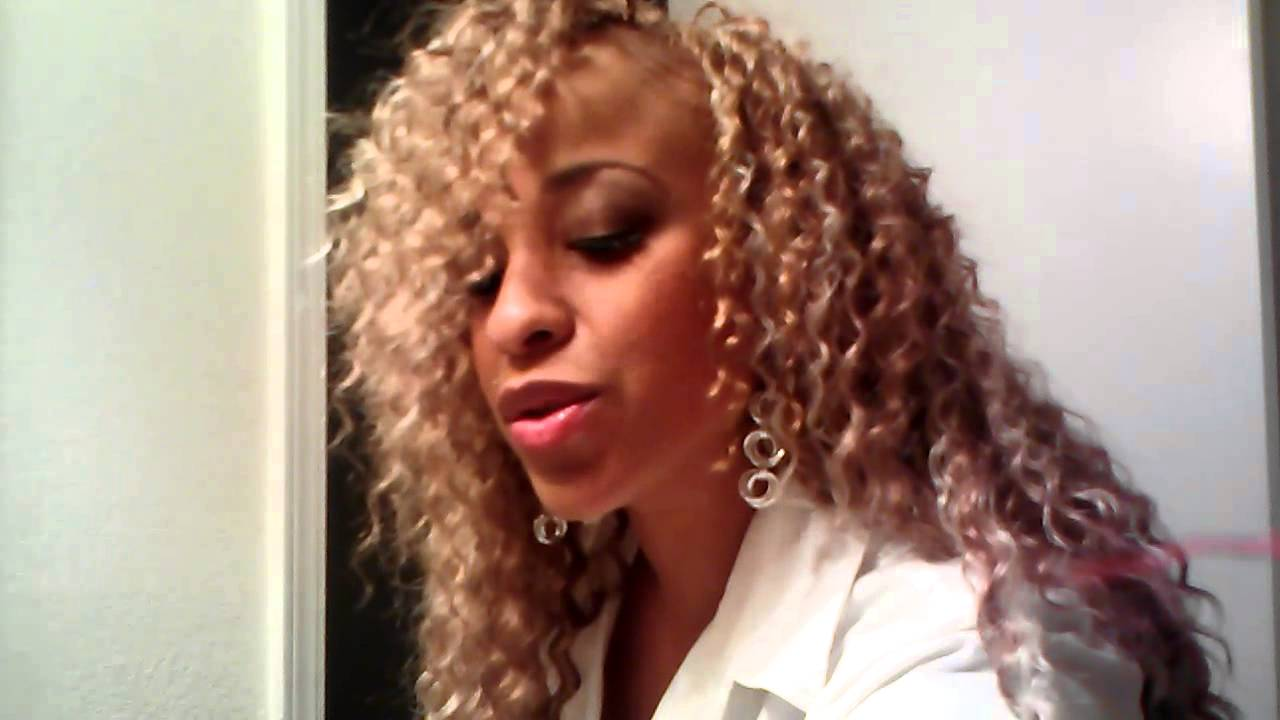 Crochet Braids Freetress : 10*Lovin my Freetress! Deep Twist crochet braids. - YouTube