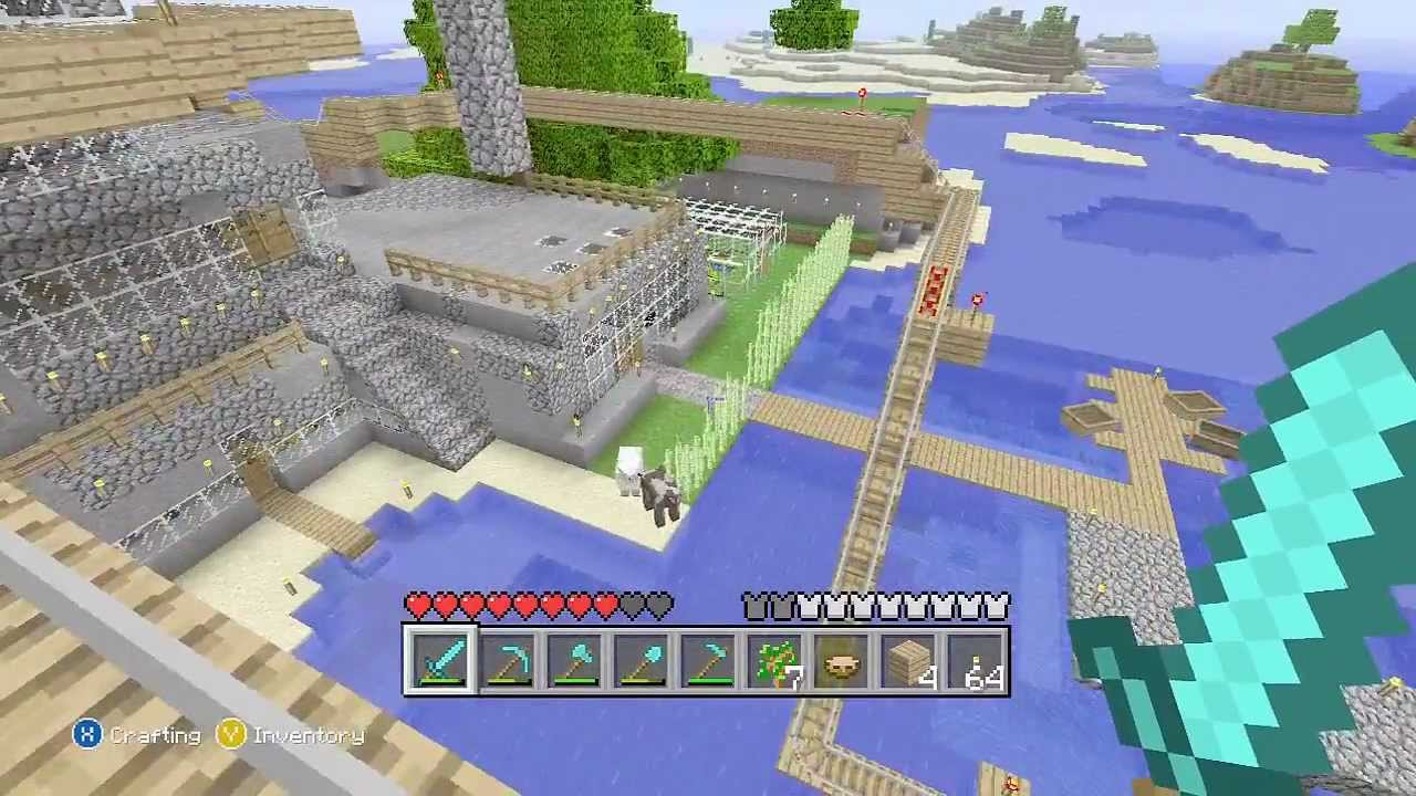 how to set weather to thunder in minecraft