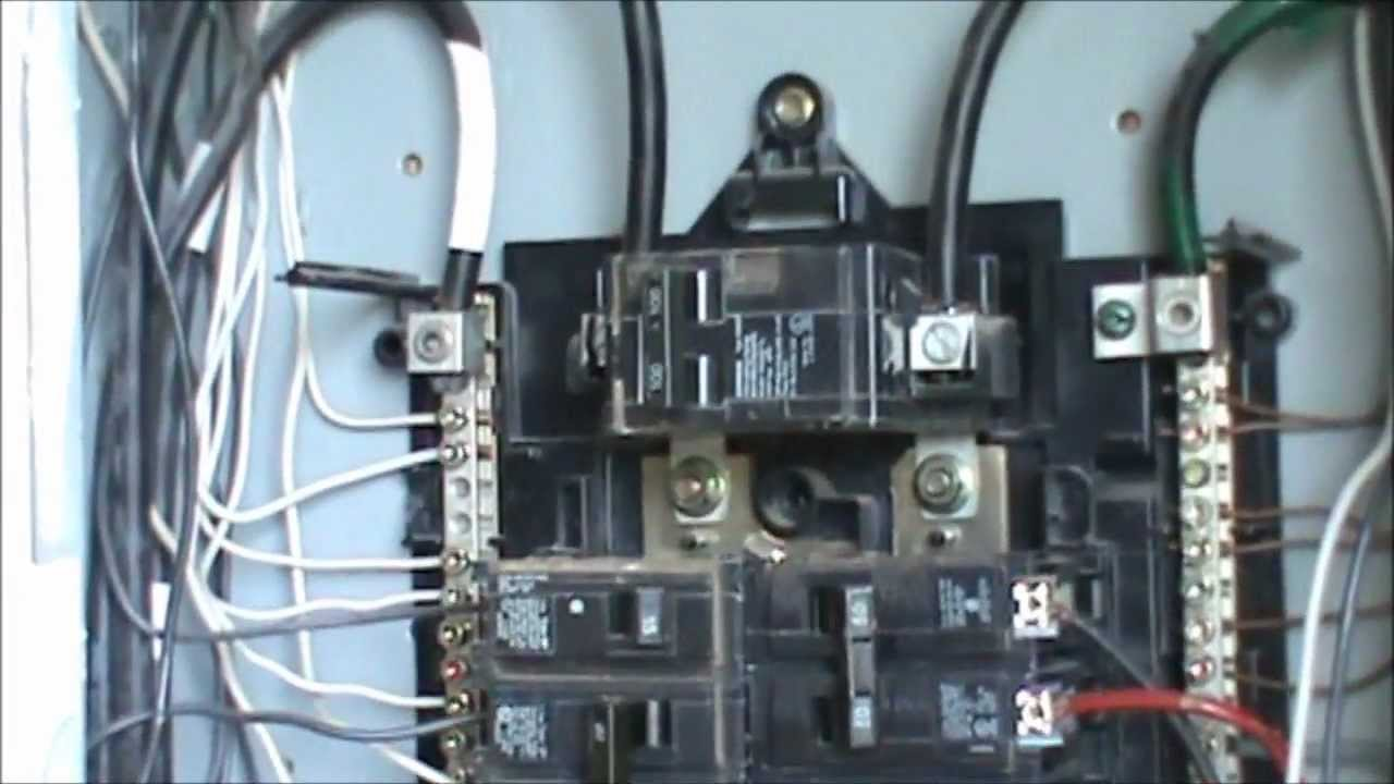 ge appliance schematics how to wire a 240 volt circuit see description youtube  how to wire a 240 volt circuit see description youtube