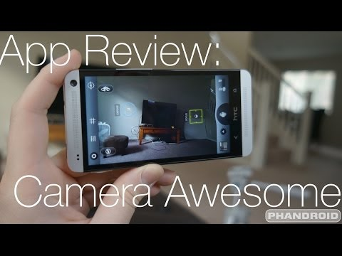 Camera Awesome now available on Android (REVIEW)
