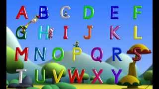 Pre Primary Demo- English: The Alphabet Song