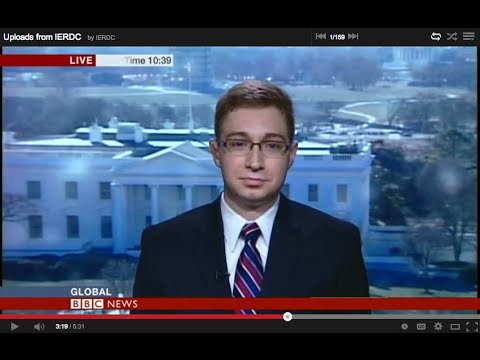 Alex Fitzsimmons talks Chinese wind on BBC